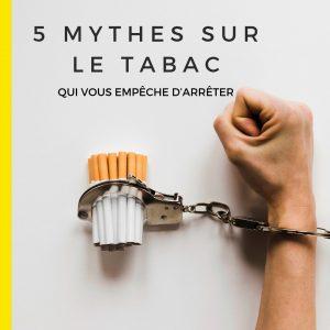 5 mythes du tabac